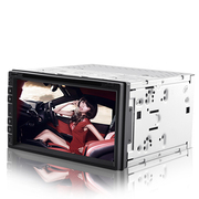 Road Cougar - 6.95 Inch HD Touchscreen Car DVD with GPS + DVB-T