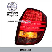 Holden Captiva LED Tail Lamp light auto car Back Rear Tail Light