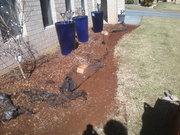 Garden Edging- Continuous concrete -KERBING