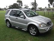 2001 MERCEDES-BENZ Mercedes-benz ML 55 AMG (4x4) (2001) 4D Wagon Auto