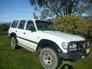 toyota land cruiser Toyota Landcruiser GXL (4x4) (1992) Manual Wagon