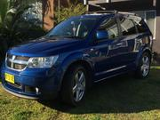 Dodge Journey Dodge Journey RT 2010 7 Leather Seats Automatic