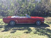 Ford 1965 1965 Ford Mustang Convertible