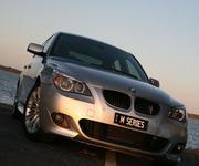 2004 BMW 530 2004 BMW 530i M Sport E60 Auto