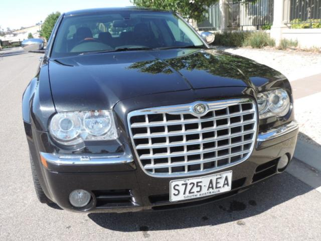 2016 chrysler chrysler 300c 5 7 hemi v8 2007 4d sedan automati toowoomba cars for sale. Black Bedroom Furniture Sets. Home Design Ideas