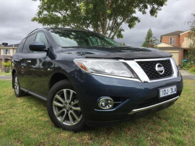 2014 nissan nissan pathfinder 2014 toowoomba cars for sale used cars for sale toowoomba. Black Bedroom Furniture Sets. Home Design Ideas