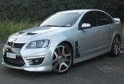2010 HOLDEN gts 2010 Holden Special Vehicles GTS Auto
