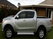 2013 MAZDA bt-50 2013 Mazda BT-50 GT UP Manual 4x4