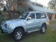 TOYOTA LAND CRUISER 2002 Toyota Landcruiser GXL Advantage Limited Edit