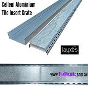 Aluminium Tile Insert Grate