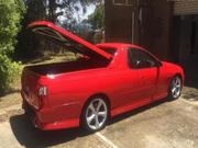 HOLDEN MALOO 2005 Holden Special Vehicles Maloo Auto
